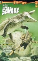 FIRST WAVE : DOC SAVAGE - TOME 3/3