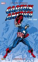 Captain America Intégrale 1968-1969