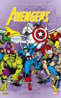 Avengers l'Intégrale 1972