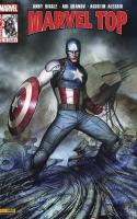 MARVEL TOP 13 : CAPTAIN AMERICA - LA LÉGENDE VIVANTE