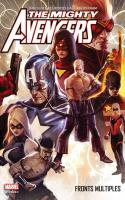 MIGHTY AVENGERS 2 - FRONTS MULTIPLES