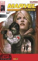 MARVEL UNIVERSE 8 : WINTER SOLDIER - THE BITTER MARCH
