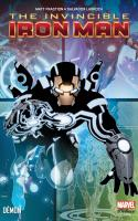 INVINCIBLE IRON MAN 5