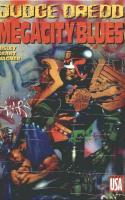 Judge Dredd Megacity Blues