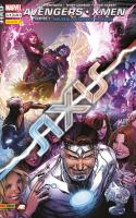 AVENGERS & X-MEN : AXIS 3 (sur 4, couv 1/2)