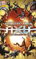 AVENGERS & X-MEN : AXIS 4 (sur 4, couv 1/2)