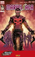 MARVEL SAGA 8 : PUNISHER VS THUNDERBOLTS
