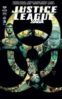 JUSTICE LEAGUE SAGA tome 23