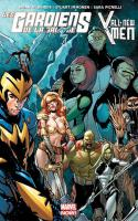 LES GARDIENS DE LA GALAXIE/ALL-NEW X-MEN – LE PROCES DE JEAN GREY