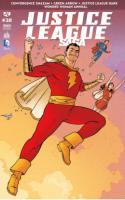 Justice League Saga #28