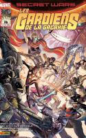 SECRET WARS : LES GARDIENS DE LA GALAXIE 4