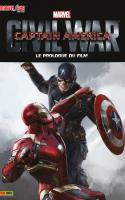 MARVEL SAGA HORS SERIE 8 : CAPTAIN AMERICA : CIVIL WAR PRELUDE