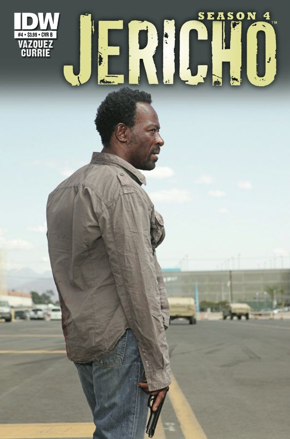 Jericho Season 4 #4 (of 5)