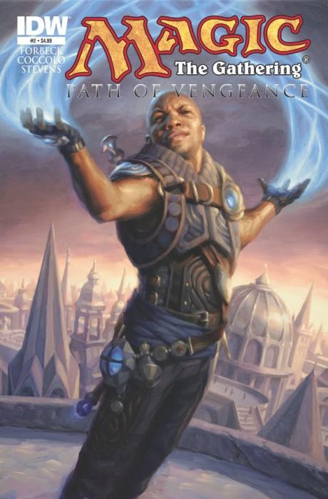 Magic The Gathering Path Of Vengeance #2