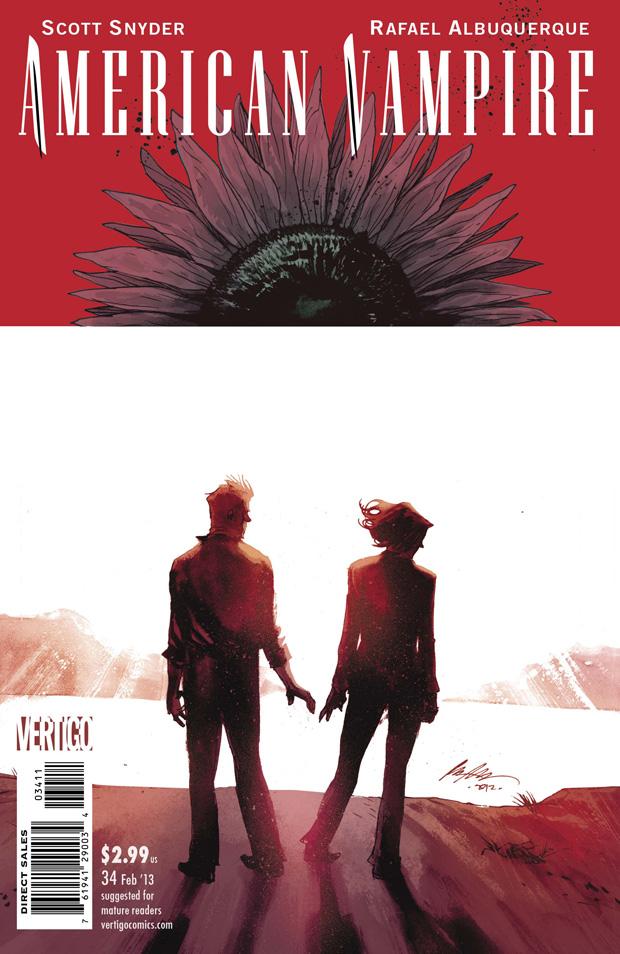 American Vampire #34