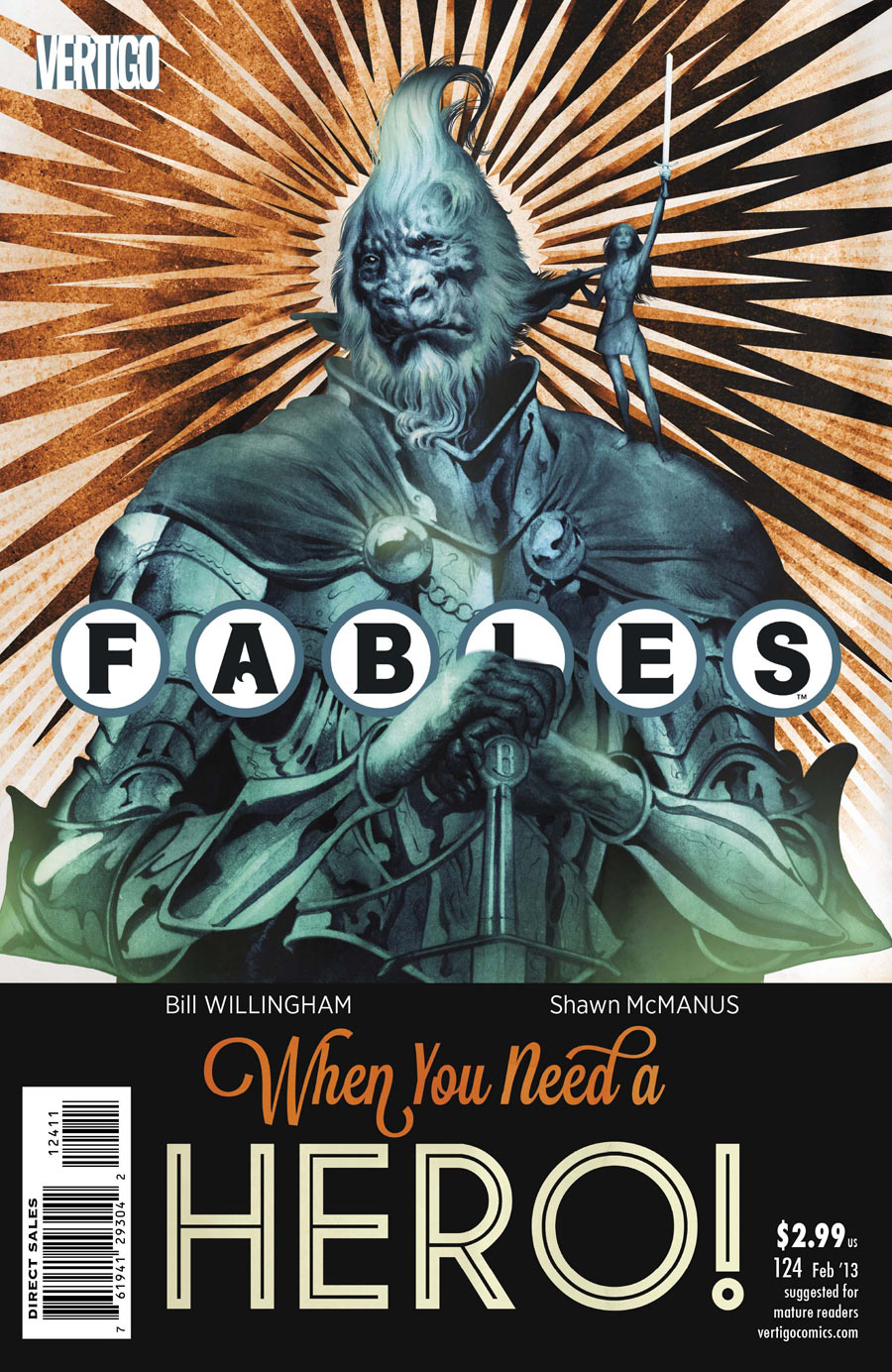 Fables #124