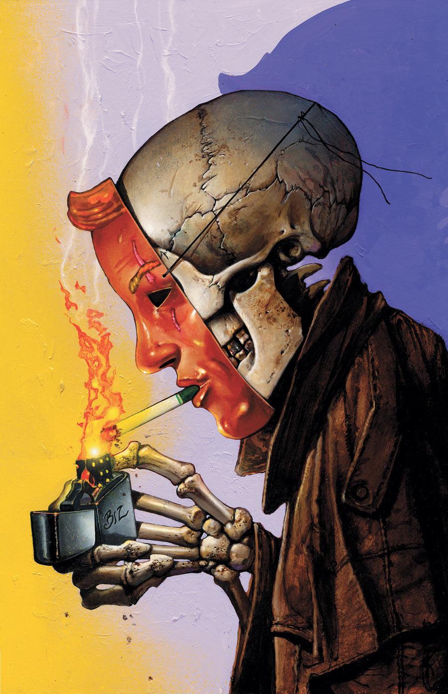 Death and Cigarettes - Part 1