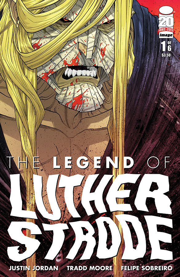 The Legend of Luther Strode #1