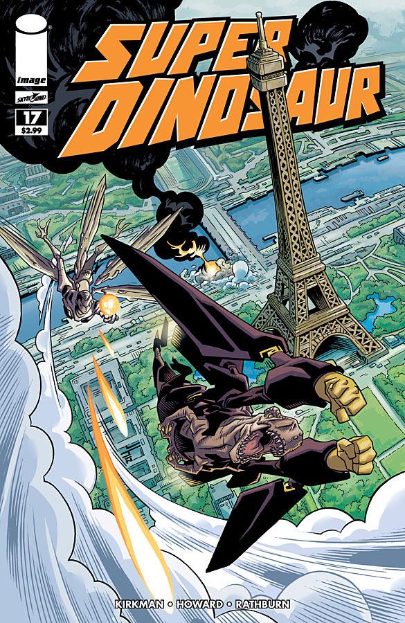 Super Dinosaur #17