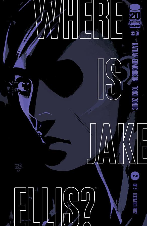 Where is Jake Ellis #2