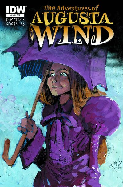 Adventures Of Augusta Wind #2