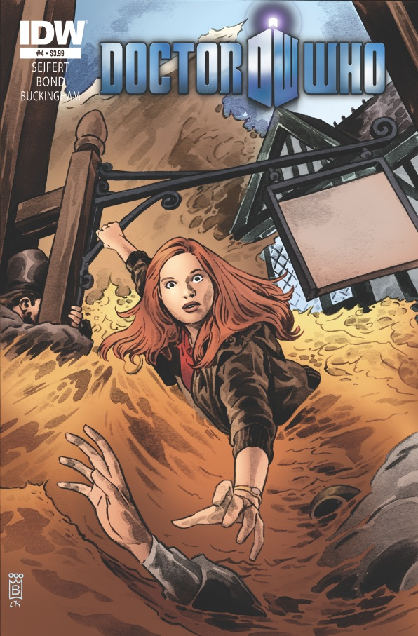 Doctor Who Vol. 3 #4