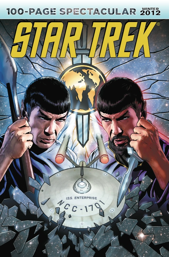 Star Trek 100 Page Spectacular Winter 2012