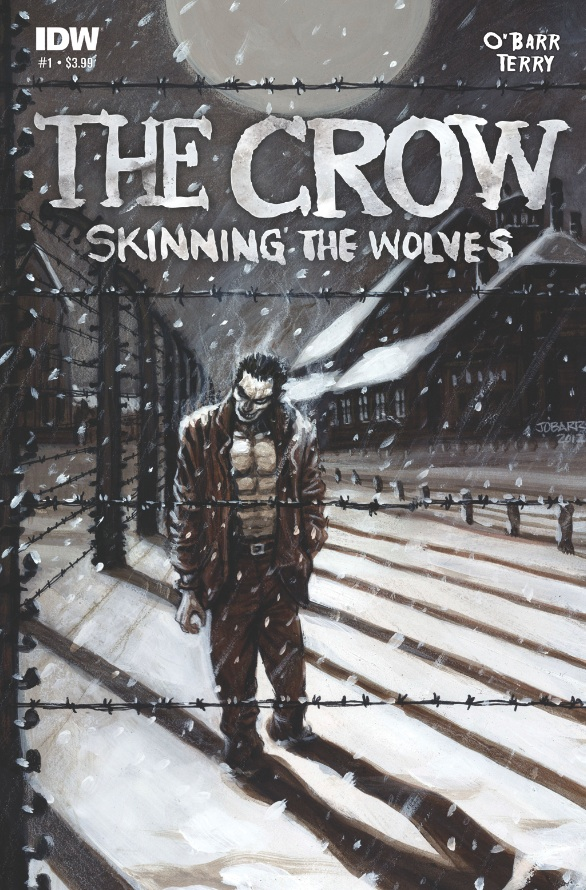 The Crow: Skinning The Wolves #1 (of 3)