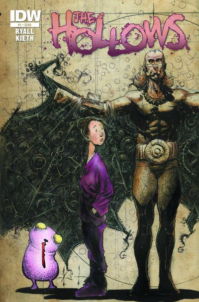 The Hollows #1 (of 4)