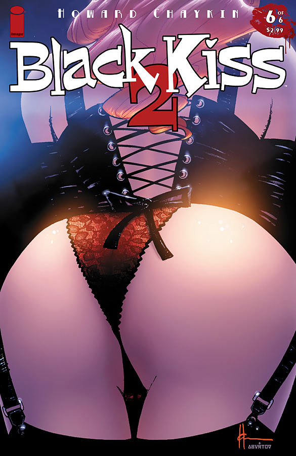Black Kiss #6