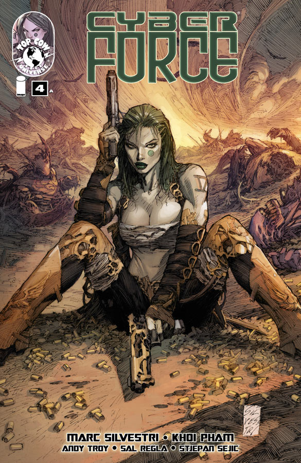 Cyber Force #4