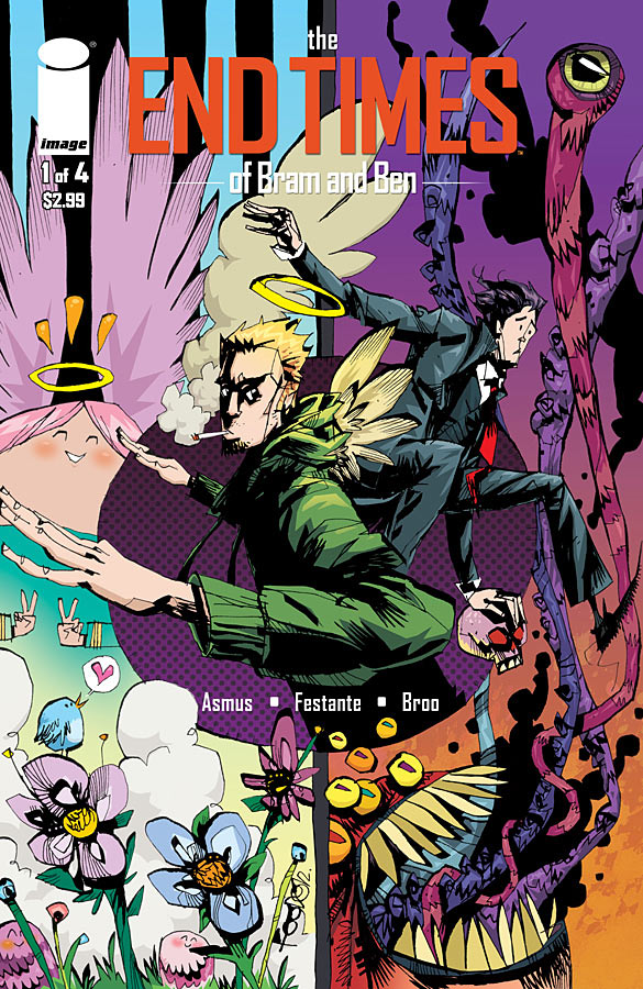 The End Times of Bram & Ben #1