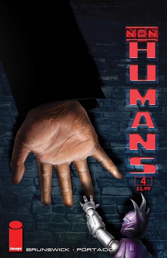 Non-Humans #4