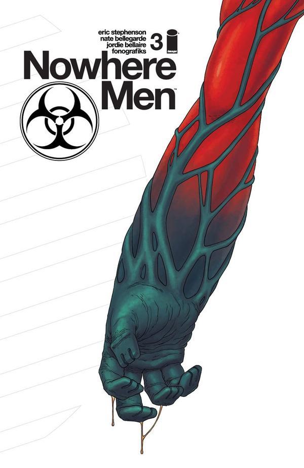 Nowhere Men #3
