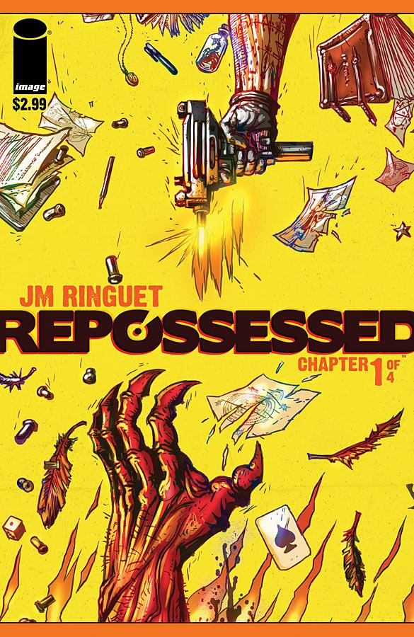 Repossessed #1