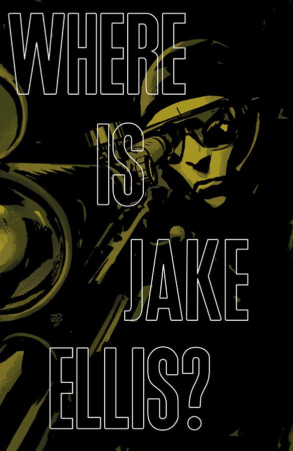 Where is Jake Ellis #3