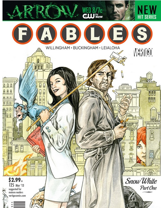 Fables #125