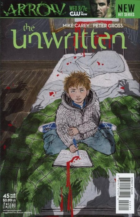 The Unwritten #45