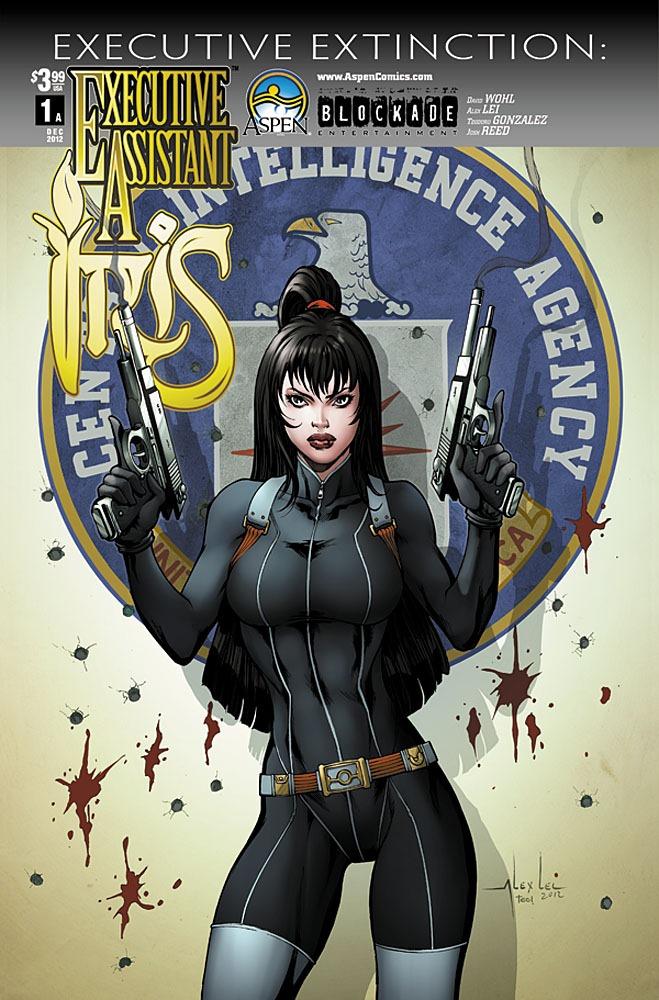 EXECUTIVE ASSISTANT: IRIS #1