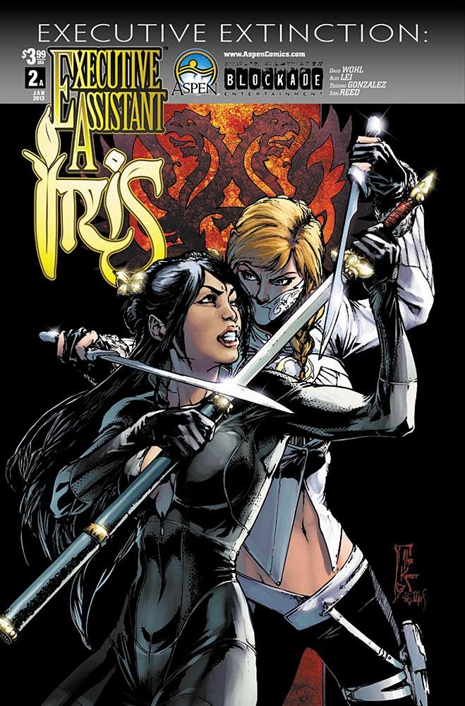 EXECUTIVE ASSISTANT: IRIS #2