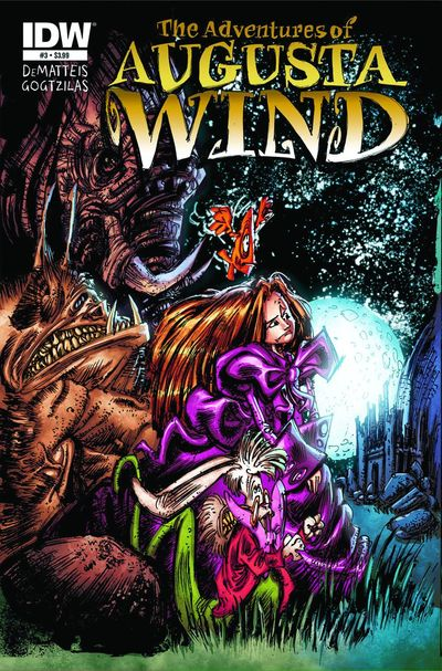 Adventures Of Augusta Wind #3