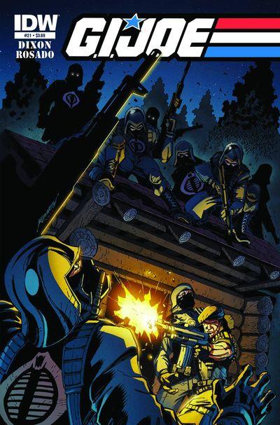 G.I. Joe Vol. 2 #21