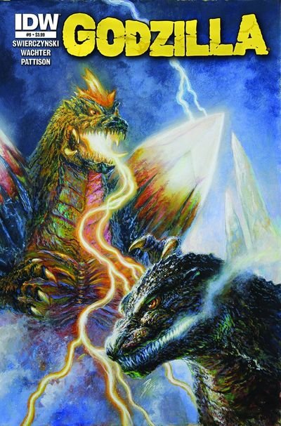 Godzilla #9