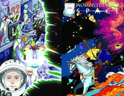 Womanthology Space #4