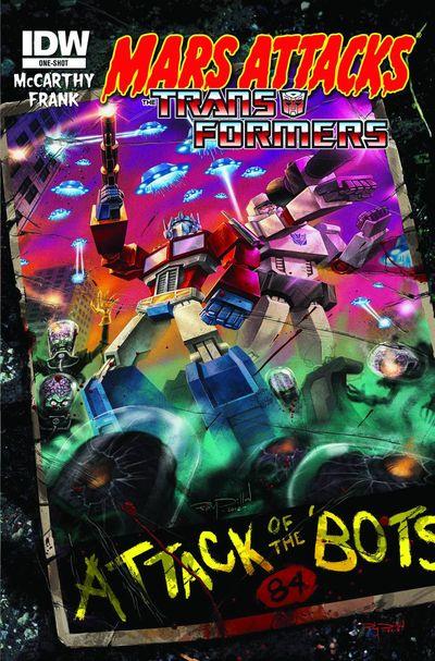 Mars Attacks Transformers