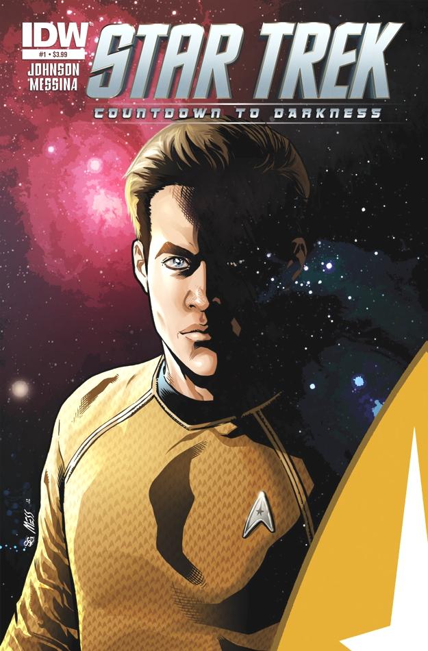 Star Trek Countdown To Darkness #1 (of 4)