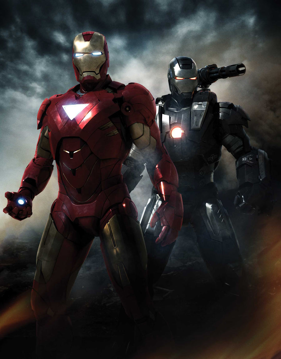 Marvel's Iron Man 2 Adaptation, Part 2