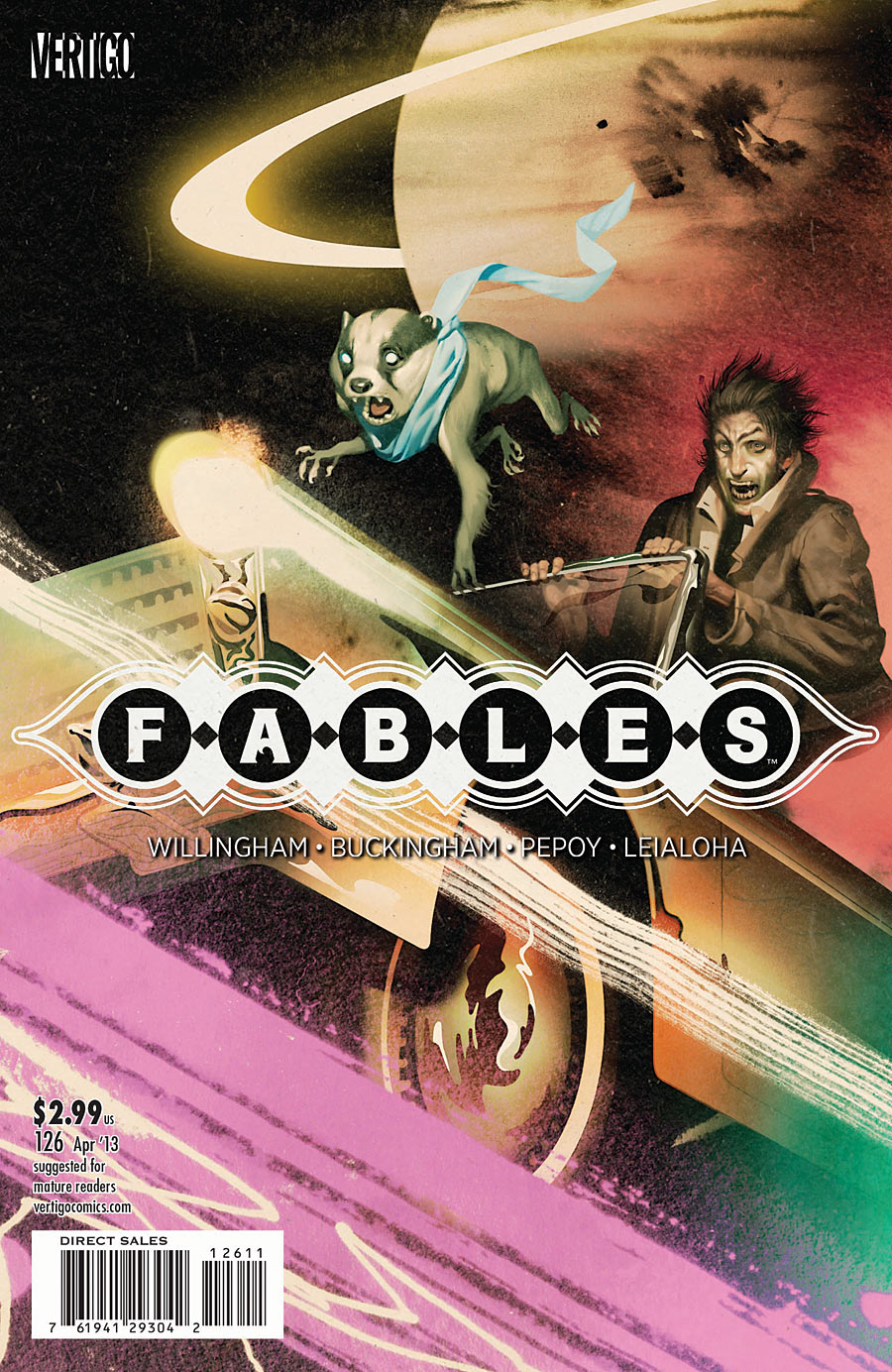 Fables #126