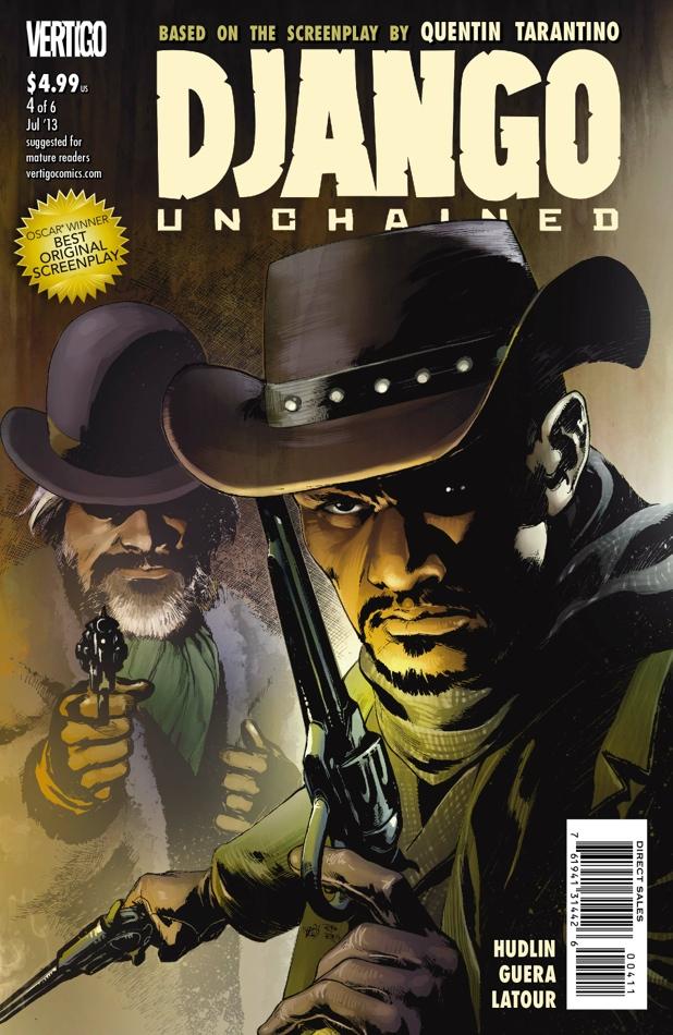 Django Unchained #4