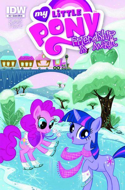 My Little Pony Friendship Is Magic #3